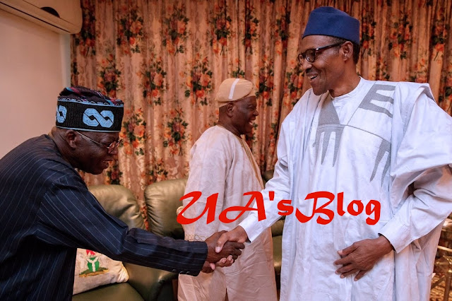 BREAKING News: Buhari, Tinubu And Akande Meet Inside Aso Rock Hours After Obasanjo's Letter