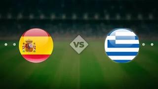 Испания – Греция где СМОТРЕТЬ ОНЛАЙН БЕСПЛАТНО 25 марта 2021 (ПРЯМАЯ ТРАНСЛЯЦИЯ) в 22:45 МСК.