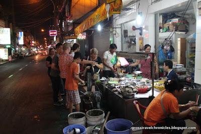 street food restaurant