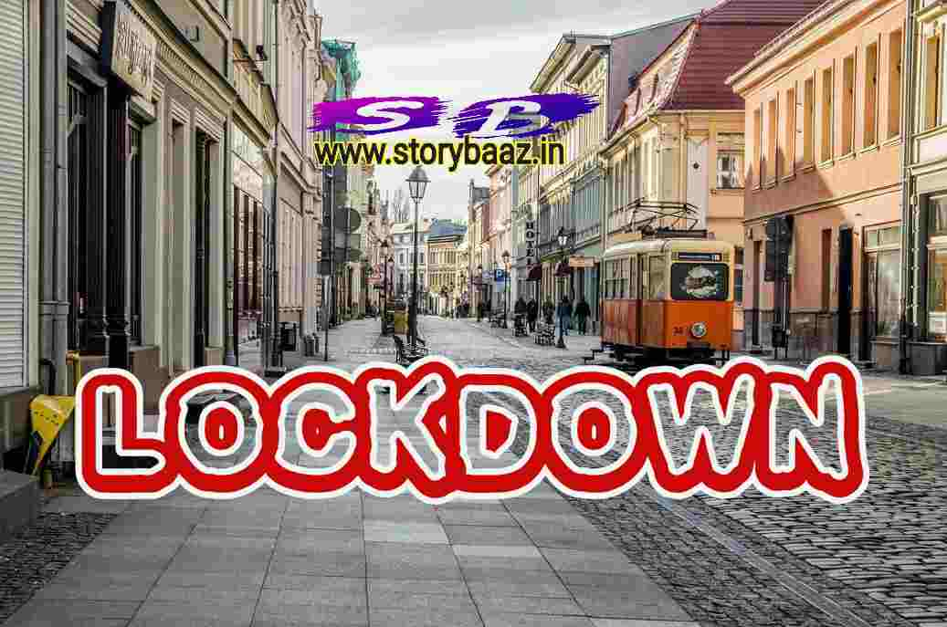 Lockdown-in-city-images-lockdown-meaning-in-hindi-what-is-lock-down-in-hindi-storybaaz
