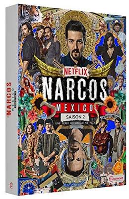 Narcos Mexico S02 blu-ray CINEBLOGYWOOD