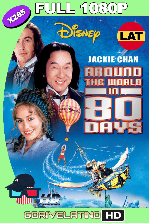 La Vuelta al Mundo en 80 Días (2004) BDRip 1080p H265 10Bits Latino-Ingles MKV