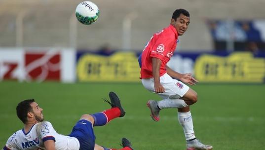 Bahia empata sem gols com o Paraná