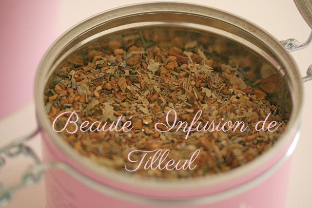 """lov organic infusion de tilleul rose boite en m""""tal rose , bienfait du tilleul pour la peau , vanessa lekpa"""