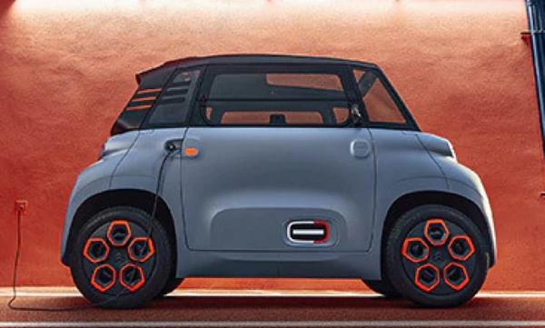 Resmi diluncurkan, Harga Mobil Listrik Citroen Ami 94 Juta