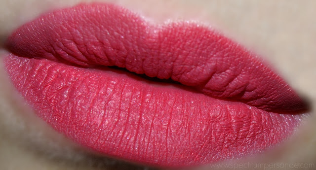 Pupa Coral Island LE - Made To Last Lip Duo 002 lipswatch