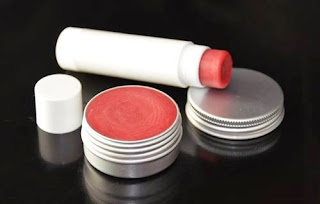 DIY : Baume à lèvres 100% naturel légèrement teinté