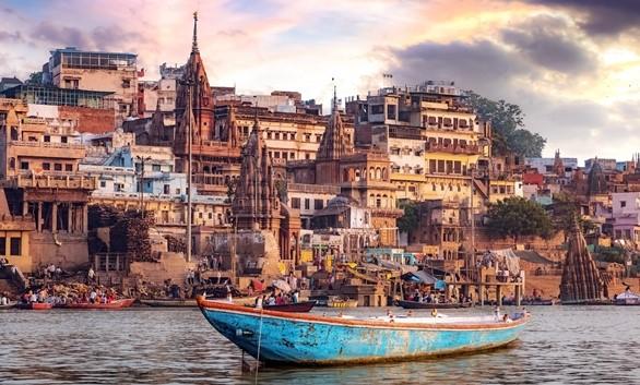 Hotel in Varanasi, Varansi, India, Travel