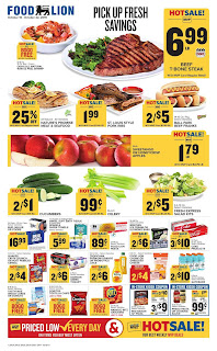 ⭐ Food Lion Ad 10/16/19 ⭐ Food Lion Weekly Ad October 16 2019