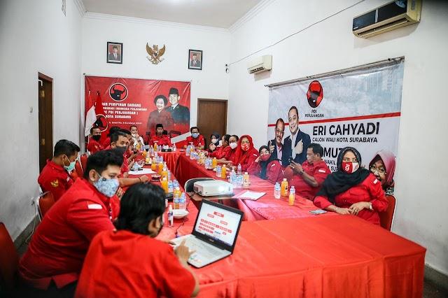 KPU Surabaya Diduga Melanggar Pemeriksaan Kesehatan, Purwadi: KPU Surabaya Bermain Retorika, Ini Membahayakan Publik