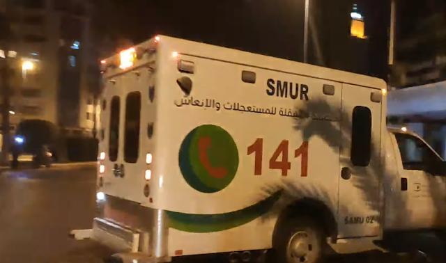 أول تصريح من أمام مستشفى مولاي يوسف بعد ظهور إصابة مهاجر مغربي بإيطاليا بفيروس كورونا