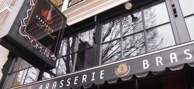 Restaurante Brasserie L'ecole em Victoria