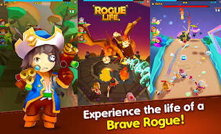 Rogue Life With BBM Apk unlimited money