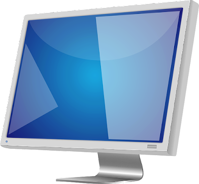 LCD Monitor Screen