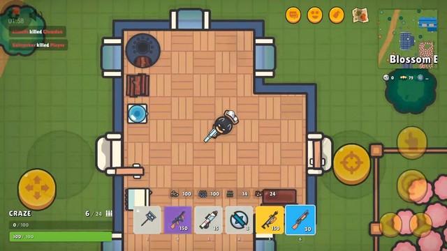 أفضل لعبة باتل رويال Battle Royale للايفون