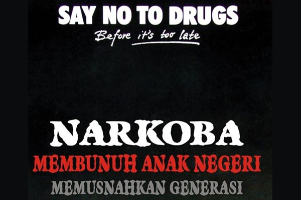 Sumber : instagram.com (Title + alt : contoh iklan layanan masyarakat bahaya narkoba)