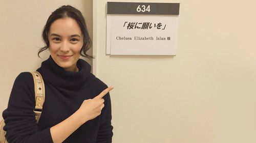 Chelsea Islan Main Drama Jepang
