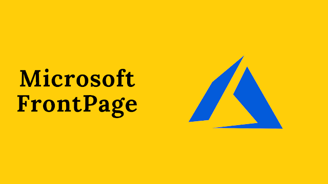 Introduction to MICROSOFT FRONTPAGE - Overview