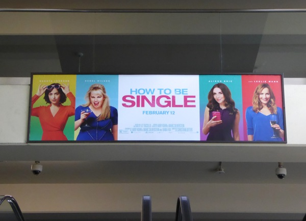 How to be Single shopping mall ad