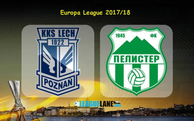 Qualifikation UEFA Europa League: Underdog Pelister Bitola gegen Lech Posen