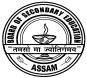 Assam HSLC / AHM Results 2017