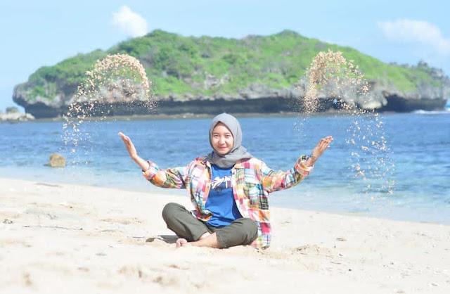 Pantai Sadranan Gunung Kidul, Permata tersembunyi di Jogja