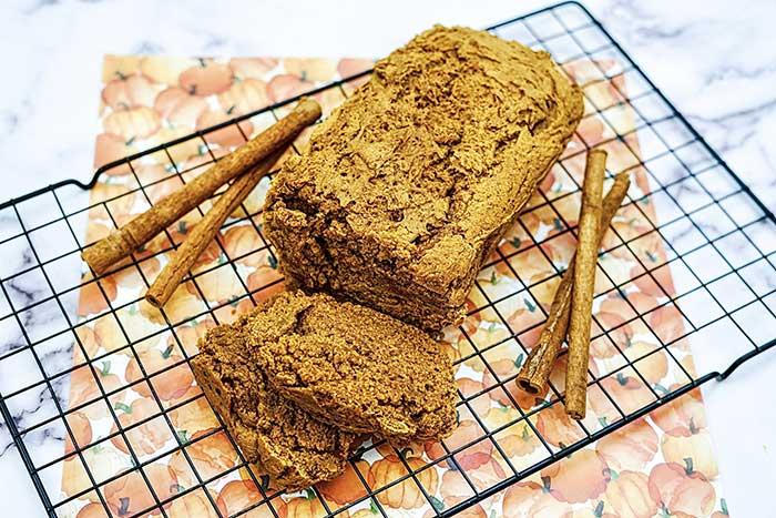 Easy Cake Mix Pumpkin Bread Recipe