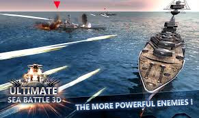 Download Game WARSHIP BATTLE : 3D World War II Apk v2.1.2 Mod (Unlimited Money)