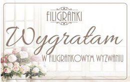 Wygrana w wywaniu sklepu Filigranki