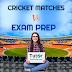 Cricket Matches vs. Exams