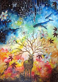 surrealism painting fantasy