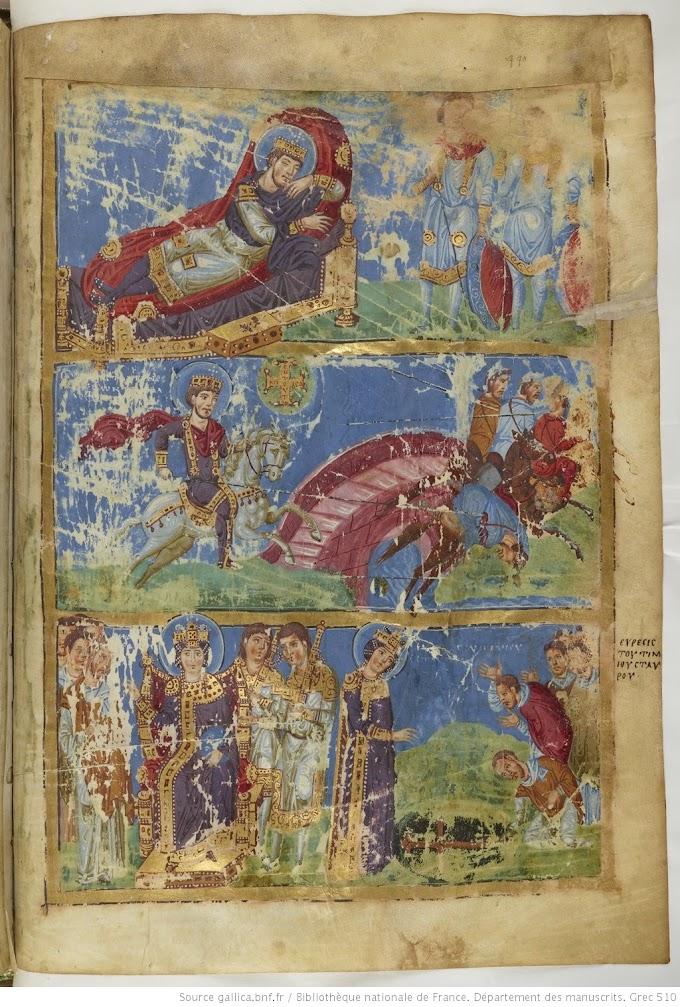 Accede al archivo de literatura medieval de la Universidad de Rochester