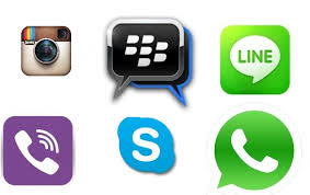 whatsapp bbm line