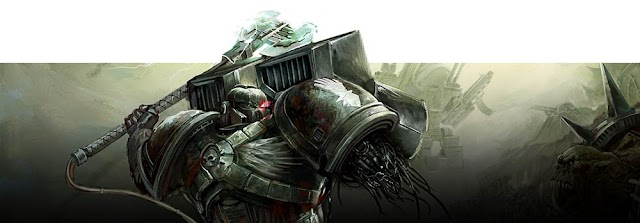 Codex Space Marines Preview: The Iron Hands