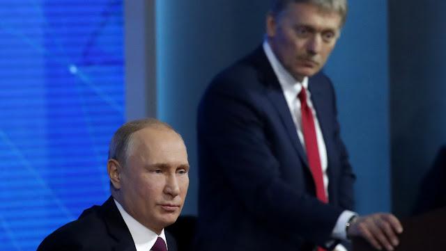 Hospitalizan al portavoz de Putin tras dar positivo por coronavirus