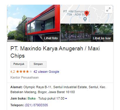 Pt Maxindo Karya Otomotif Buka Lowongan Kerja Inukotovlog Com