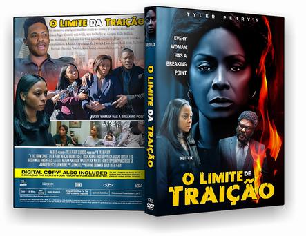 DVD O Limite da Traição DVD-R AUTORADO 2020