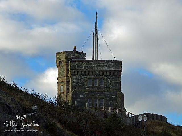 Cabot Tower ArtByJudieAnn