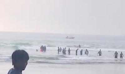Bocah 13 Tahun Asak Lambar Tenggelam Saat Berlibur di Pantai Walur