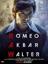 Romeo Akbar Walter full Movie dwonload hd || 720p ,