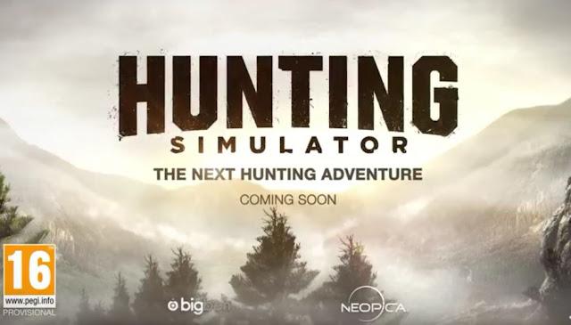 الكشف عن العرض الرسمي لأسلوب اللعب من إصدار Hunting Simulator