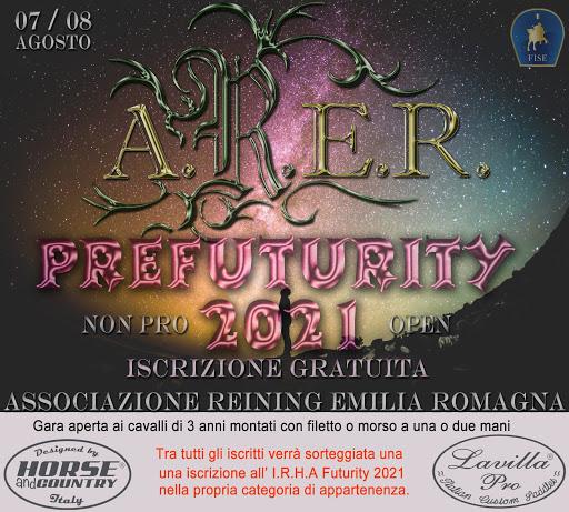 ARER NEXT SHOW: PREFUTURITY ARER+LADIES TROPHY