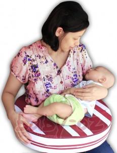 Bantal Menyusui Baby Oz / Harga Rp 215.000
