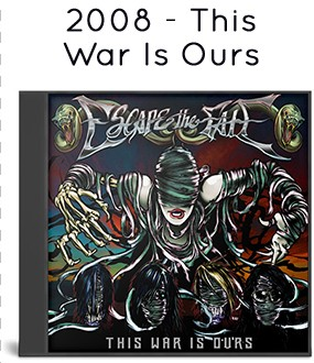 2008 - This War Is Ours