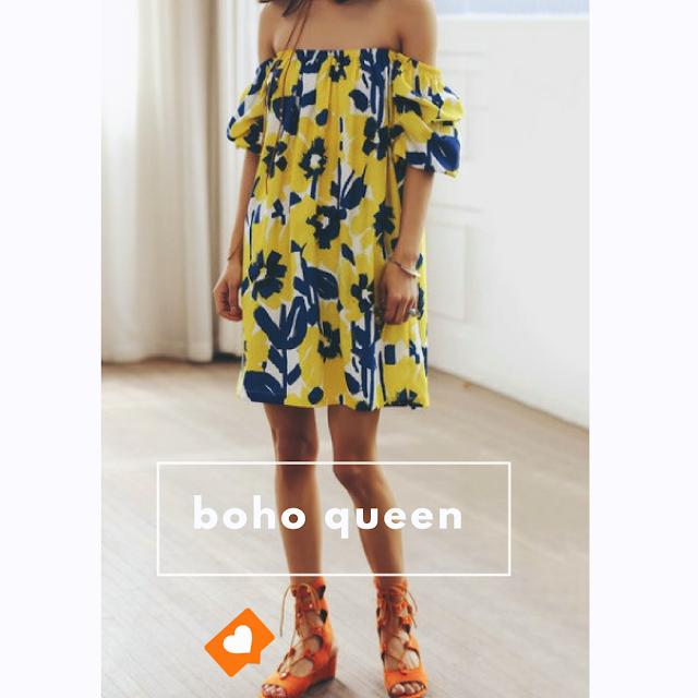 Boho queen