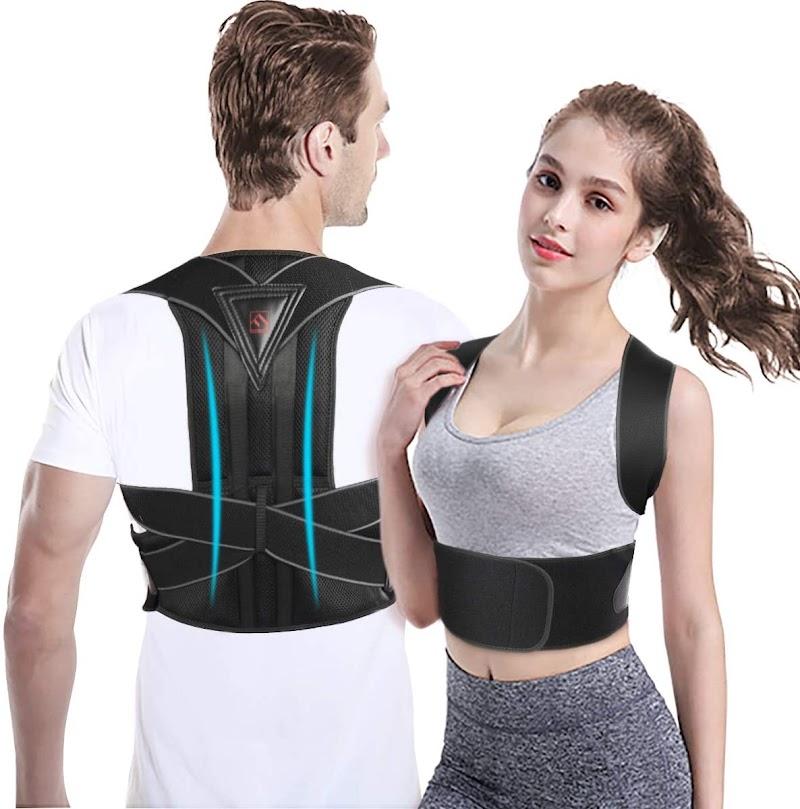 Back Brace FITINDEX Posture Corrector 50%OFF