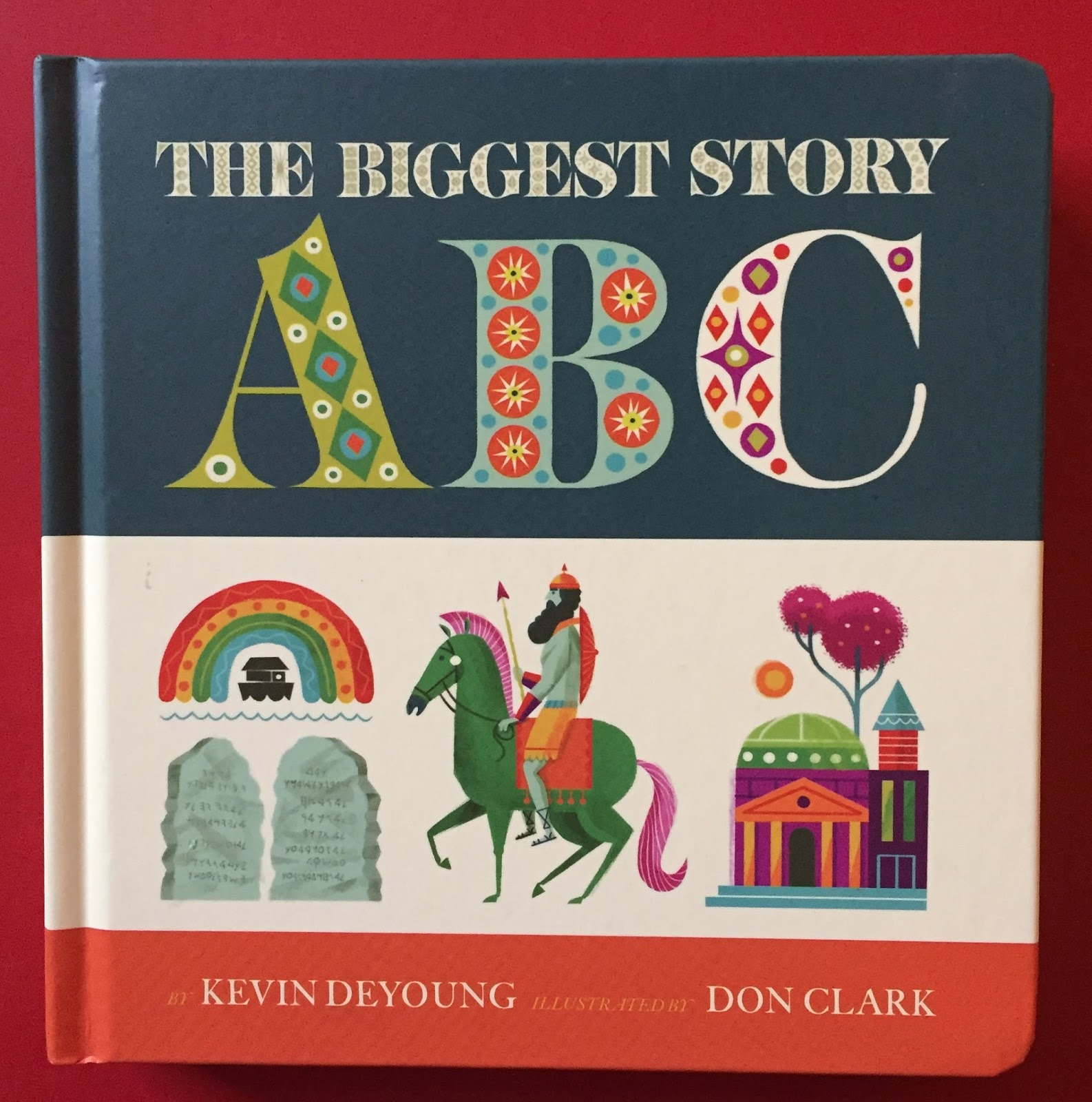 Kevinbelieberz: Picture Book Theology: Baby Believers