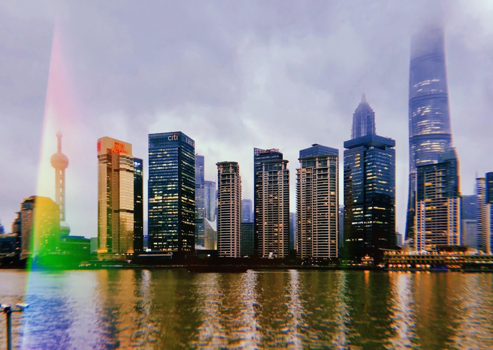 A WEEKEND IN SHANGHAI: JANUARY 2020