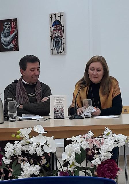 presentación en la Biblioteca Villaespesa