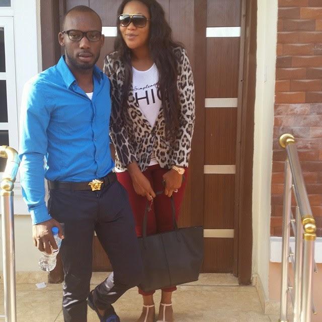 chita agwu husband